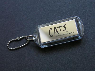 CATS ウィンキーストラップ 裏