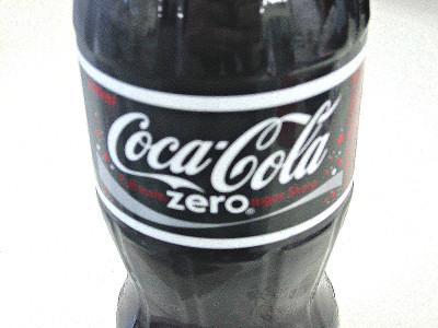 Coca-Cola ZERO コカ・コーラ ゼロ
