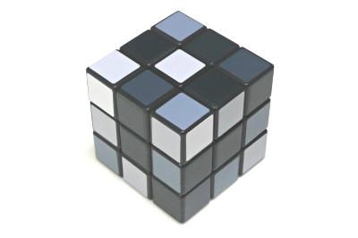 無印良品のルービックキューブ