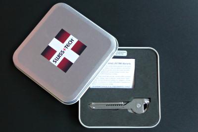 SWISS TECK スイステック Utili-key ユーティリキー