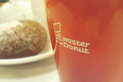 ミスタードーナツ プレミアムブレンドコーヒー