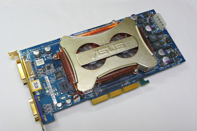 ASUS V9550Ultra 256M