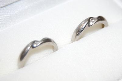10年 結婚指輪