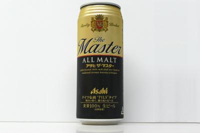 アサヒ ザ・マスター