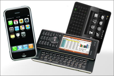 iPhone Advanced W-ZERO3 [es]