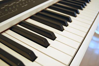 KORG コルグ LP-350 ホワイト 鍵盤