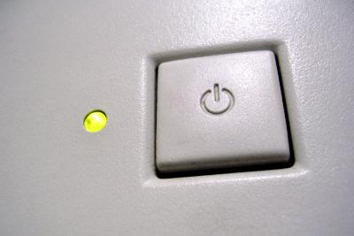 Power Switch 電源ボタン