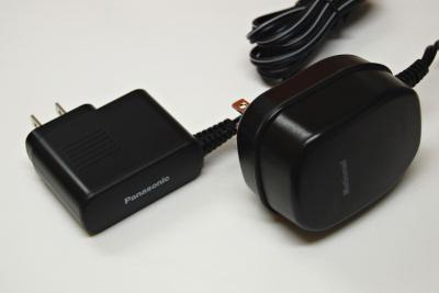 Panasonic ラムダッシュ ES8111 アダプタ