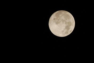 満月 中秋の名月