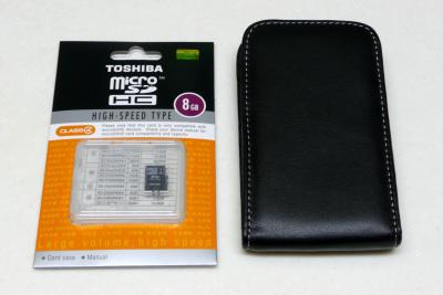 IS02 T-01B 専用ケース Vis-a-Vis 東芝 マイクロSDカード