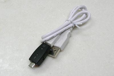 ミヤビックス MicroUSB 変換アダプタ ケーブルと接続