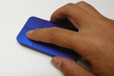 モバイルマウス Xoopar Pocket Mouse 手