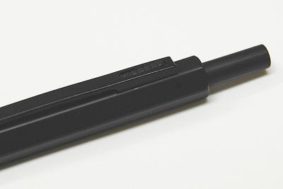 無印良品 真鍮六角2色ボールペン シャープペン