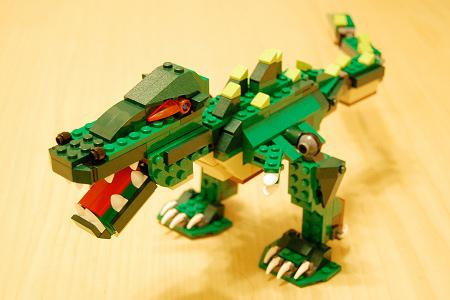 LEGO レゴ クリエイター 恐竜