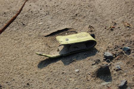 携帯電話 ケース 津波