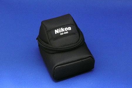 Nikon ニコン スピードライト SB-400 ケース