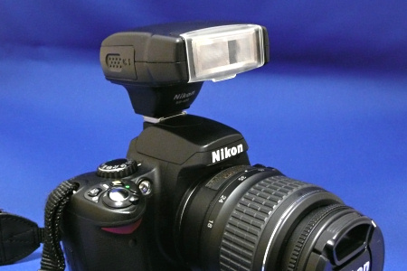 Nikon D40 ニコン スピードライト SB-400 ケース