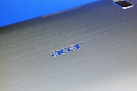 acer ロゴ ICONIA TAB A500 アンドロイド