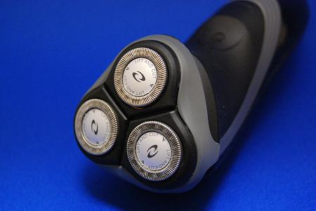 パワータッチ PT725 PHILIPS フィリップス シェーバー 3枚刃