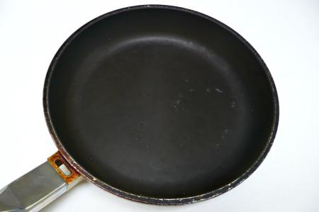 アサヒ軽金属 ニューディナーパン 表面 再加工前