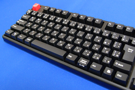 ARCHISS I-T Touch AS-KB91C Cherry 青軸 斜め