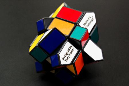 フィッシャーズキューブ Fisher's cube