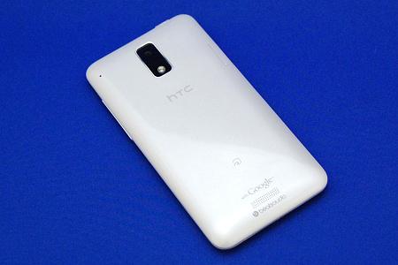 HTC J ISW13HT 背面