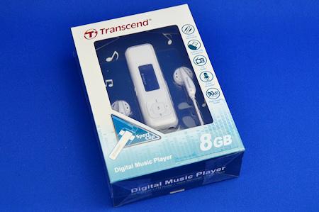 トランセンド MP330 外箱