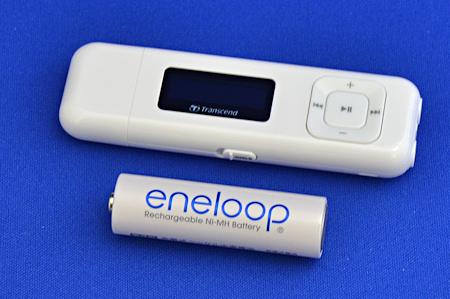 トランセンド MP330 比較