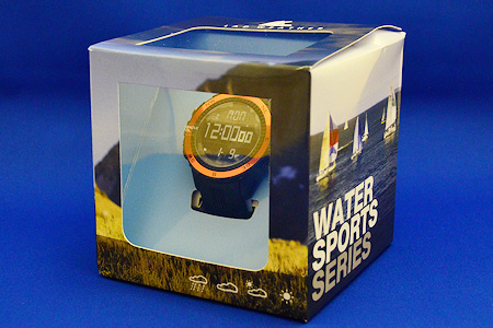 LAD WEATHER 腕時計 コンパス 気圧 温度 高度計 外箱