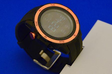 LAD WEATHER 腕時計 コンパス 気圧 温度 高度計 本体