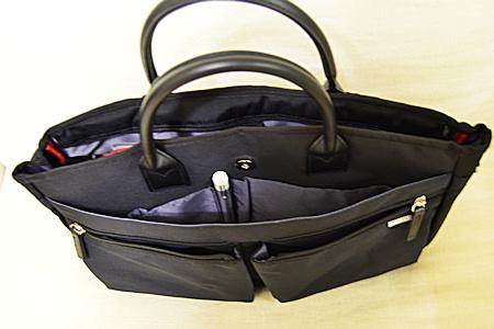 サンワサプライ 横型 PC バッグ 200-BAG049 外側