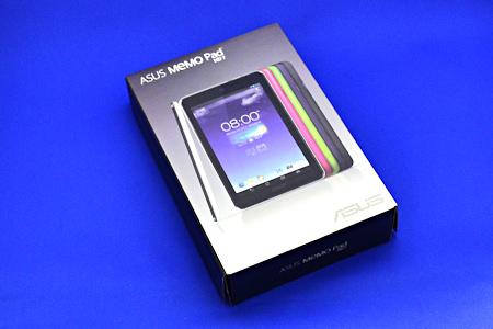 ASUS MeMO Pad HD7 外箱
