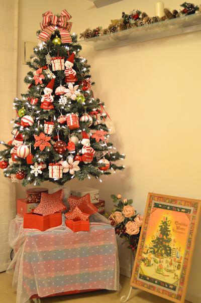 クリスマスツリー 全体図