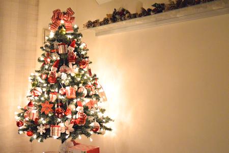 クリスマスツリー ライティング 電飾